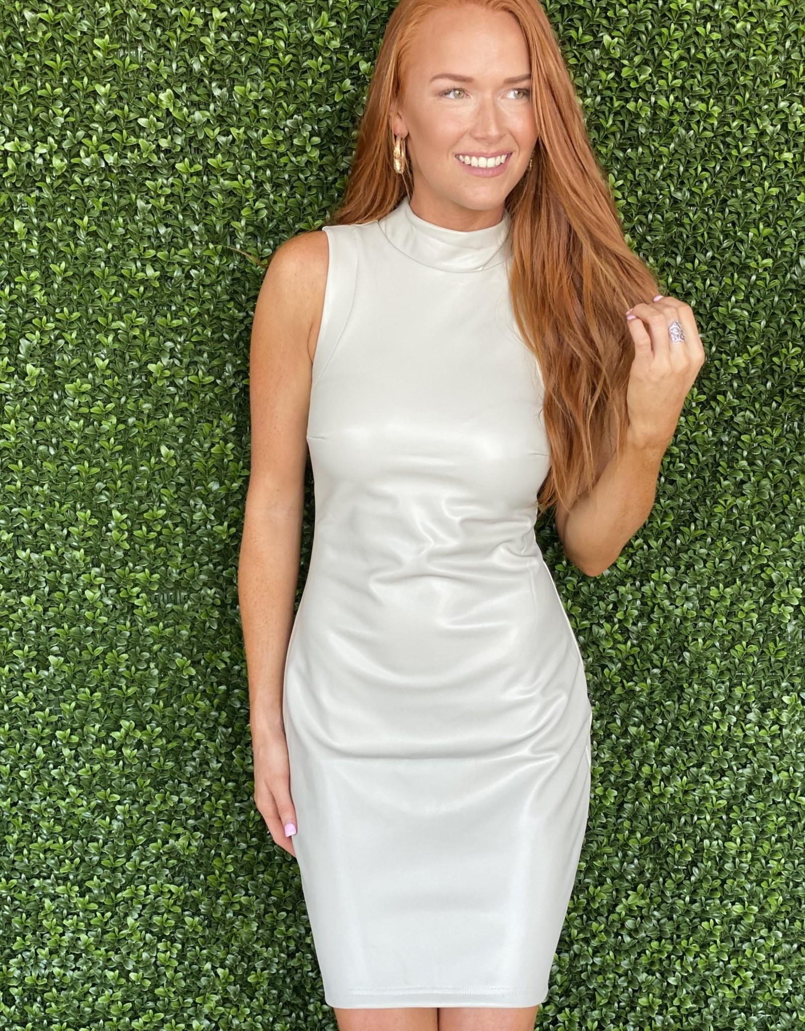 RD Style Stone Polyurethane Dress