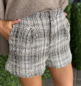 Bishop + young Elle Tweed Short