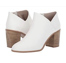 Kettle White Booties