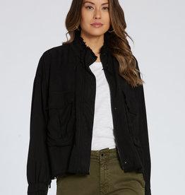 Vintage Black Jester Jacket