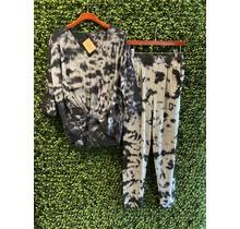 Pant Grey/Black