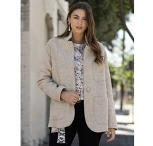 Oatmeal Mand Jacket