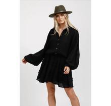 Penznace Dress- Black