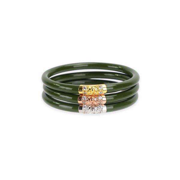 3 Kings All Weather Bracelet - Jade-Medium