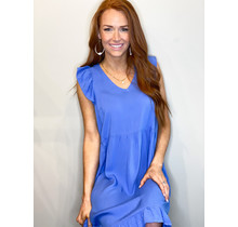 Blake Dress- Blue