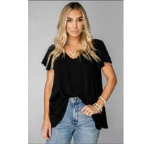 Avril Top- Black