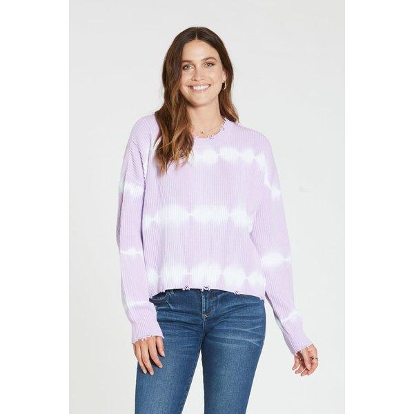 Orchid Tie Dye Sweater