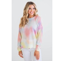 Tie Dye Multi Sweater