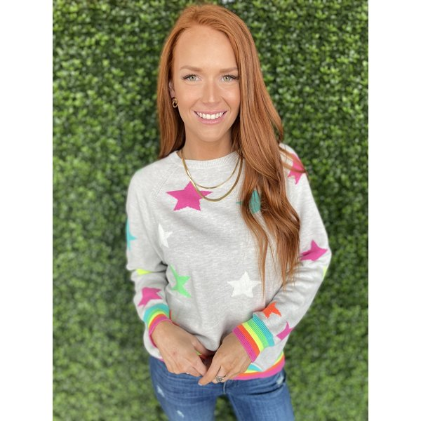 Summer Star Sweatshirt