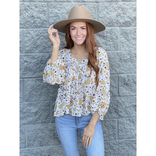 Brielle Outdoor Meadow Top