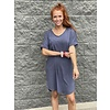 Solid French Terry Dress