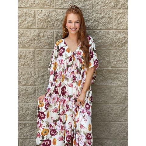 Mamie Thistle Maxi Dress