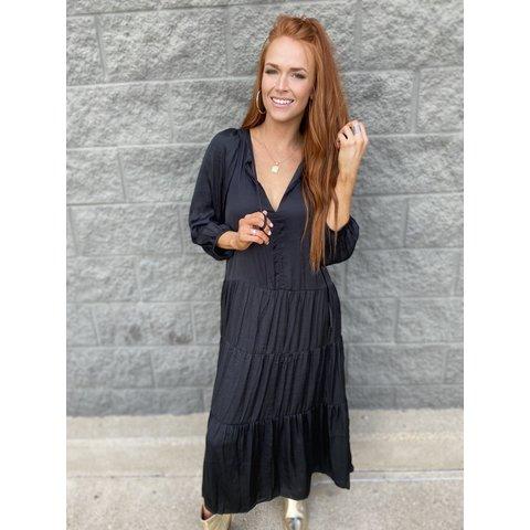 Annabelle Dress- Black