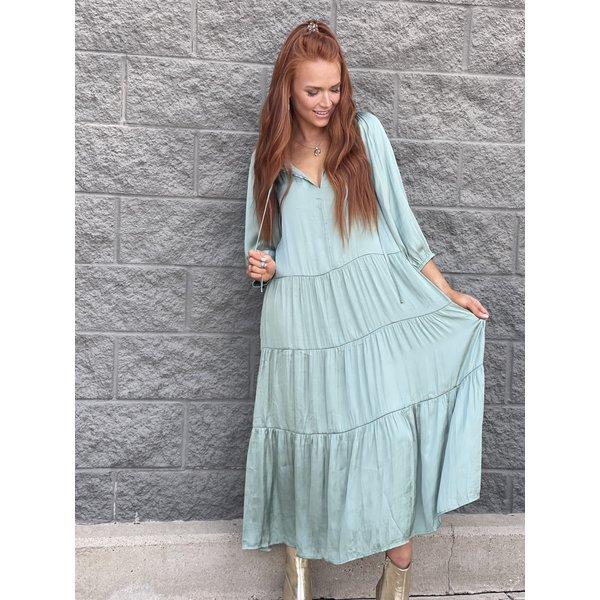 Annabelle Dress- Jade