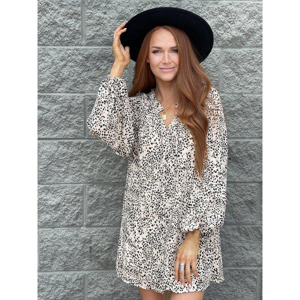 Leah Sesame Dress