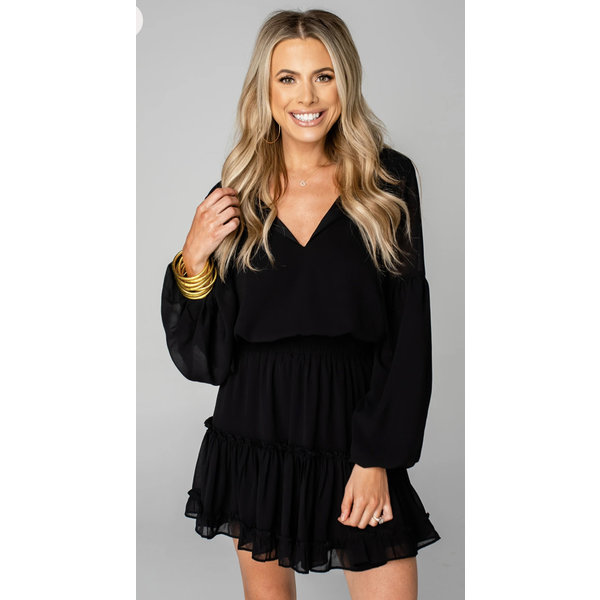 Zozo Dress - Black
