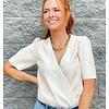 Ava Cream Bodysuit