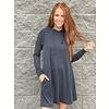 Black Dress w/ hood