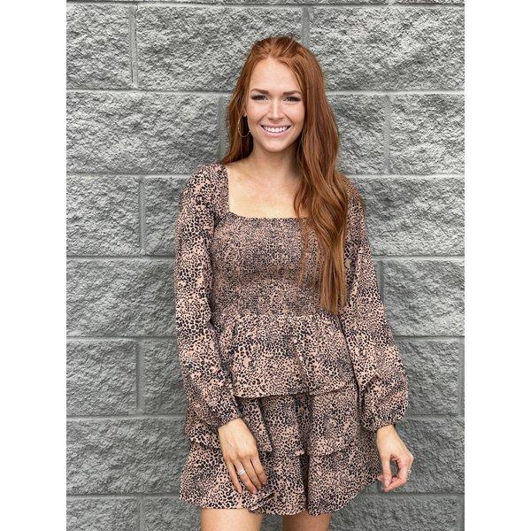 Ruby Tawny Dress