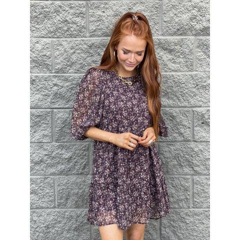 Peyton Easy Baby Doll Mini Dress