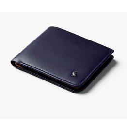 Bellroy BELLROY Hide & Seek RFID Leather Wallet, Navy
