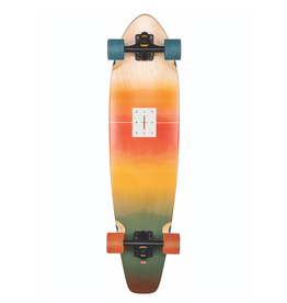 Globe GLOBE The All Time Complete Longboard, Ombre, 35.875""