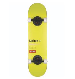 "Globe GLOBE G3 Bar Complete, Toxic Yellow, 8.0"""
