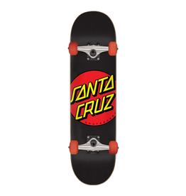 "Santa Cruz SANTA CRUZ Classic Dot Complete Skateboard, 8.0"""