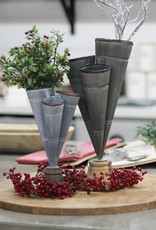 Small Conical Vase