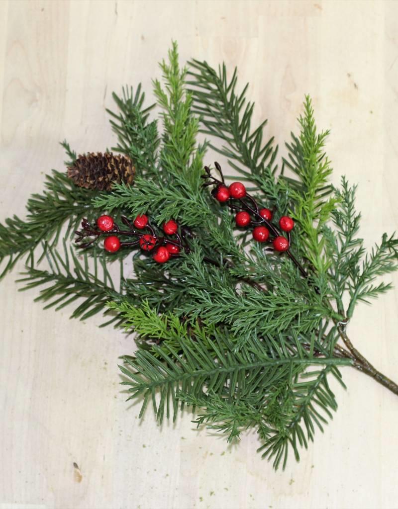 Fir Pine Cone/Berry Pick