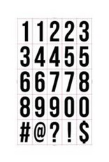 Marque Numbers