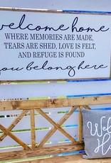 Welcome home, you belong here