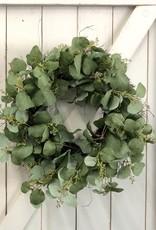 "24"" Eucalyptus Wreath"