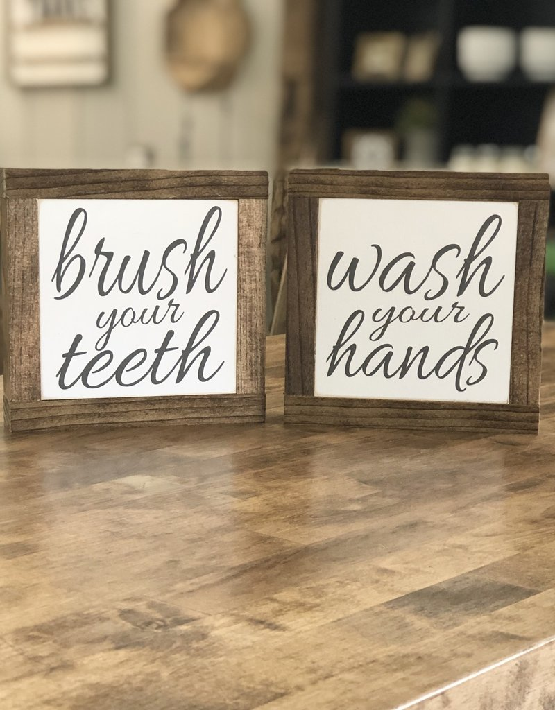 Wash/Brush