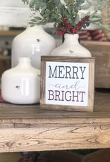 Merry and Bright 7.5 x 7.5