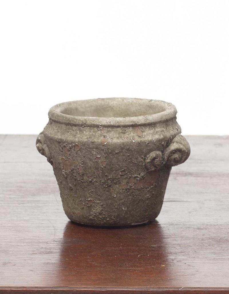 Round Garden Pot