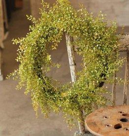 """20"""" Baby Grass Wreath"""
