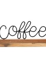 Coffee Wire Block