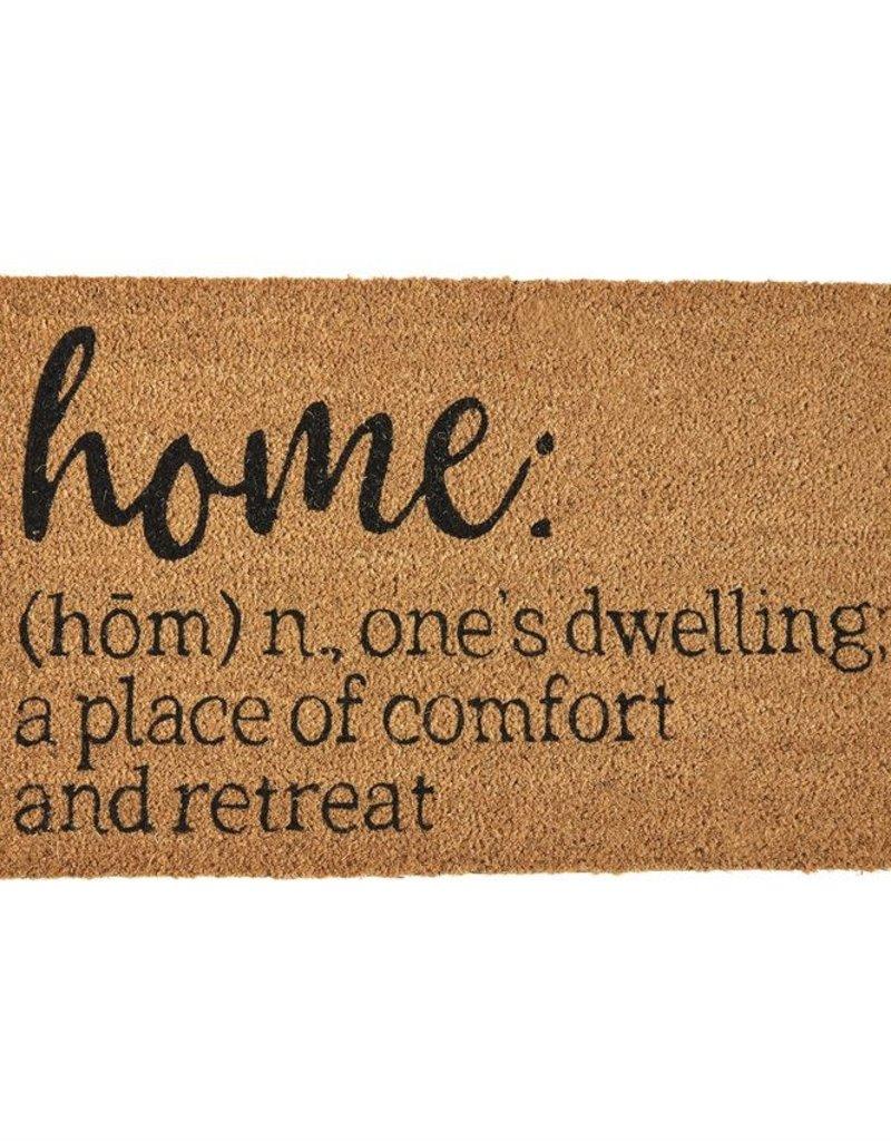 Home Definition Door Mat
