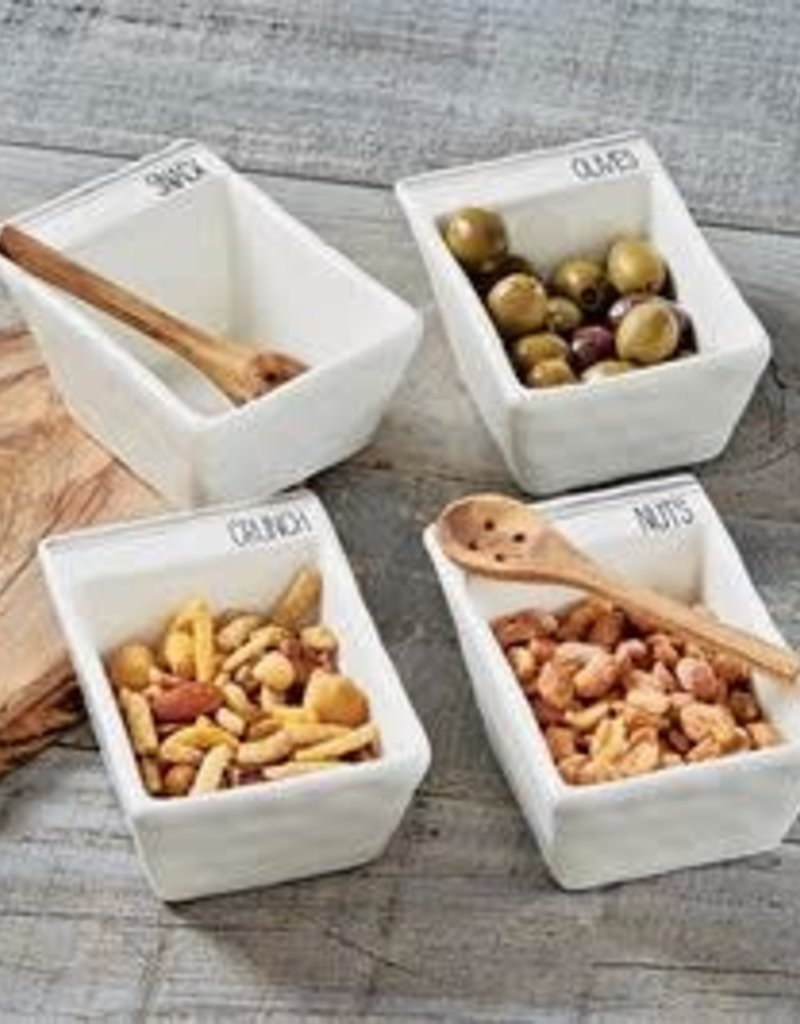 Olives Snack Bowl Set
