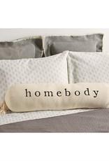 Homebody Bolster Pillow