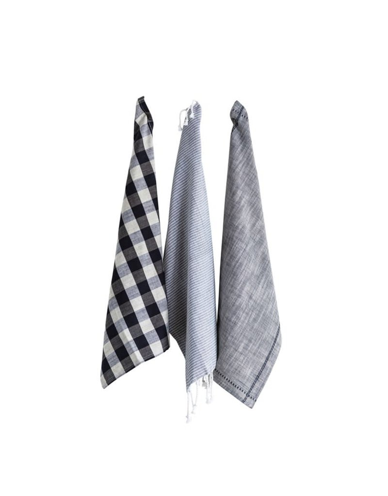 Cotton Tea Towels (set of 3)