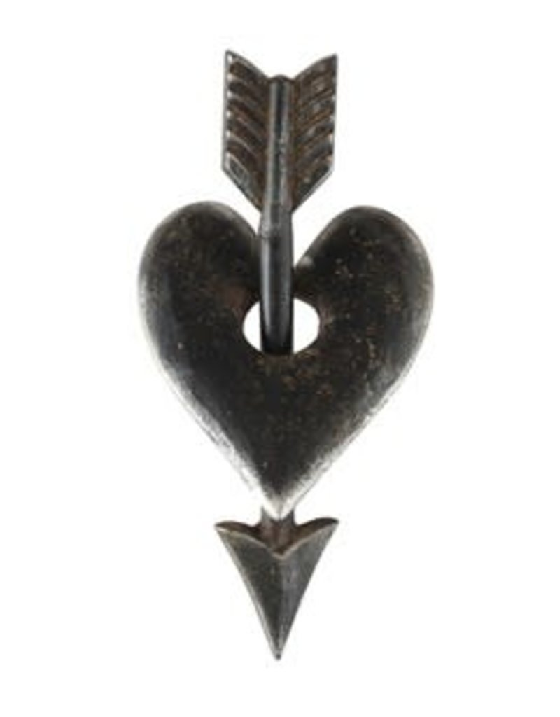 Cast Iron Heart