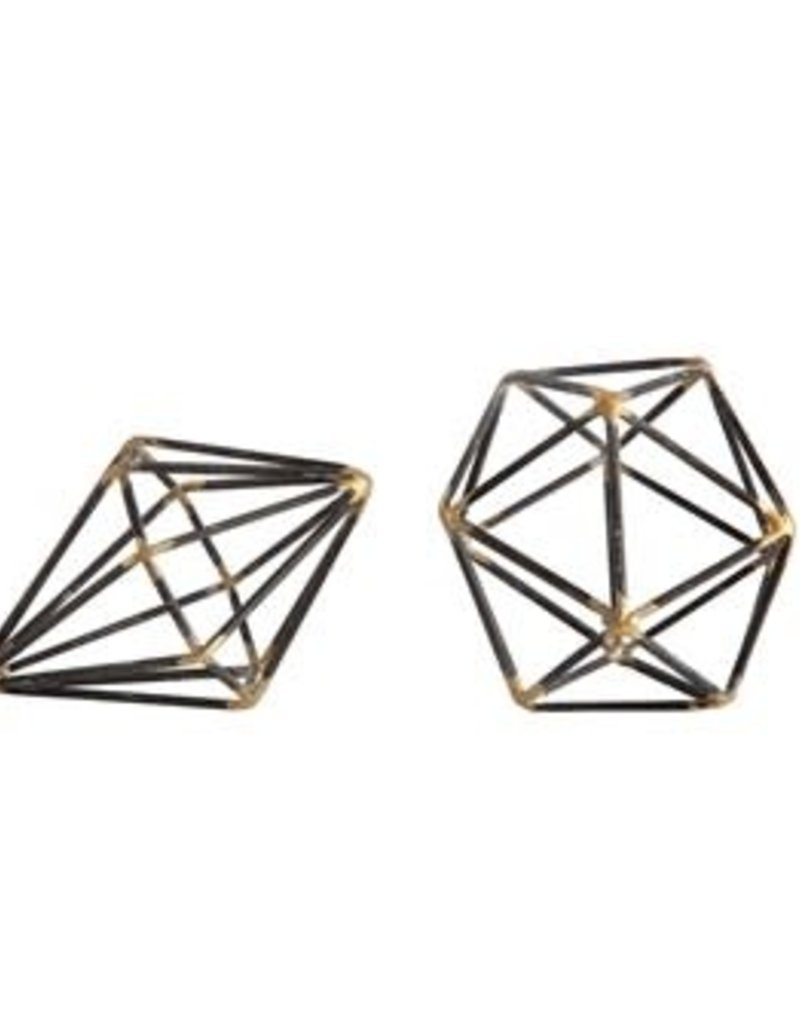 Metal Geometric orb