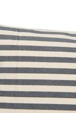 """Cotton Striped pillow 20""""L x 14""""H"""