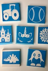 Take & Makes DIY paint kits