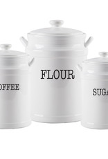 Prep Canisters w/ Handles set of 3