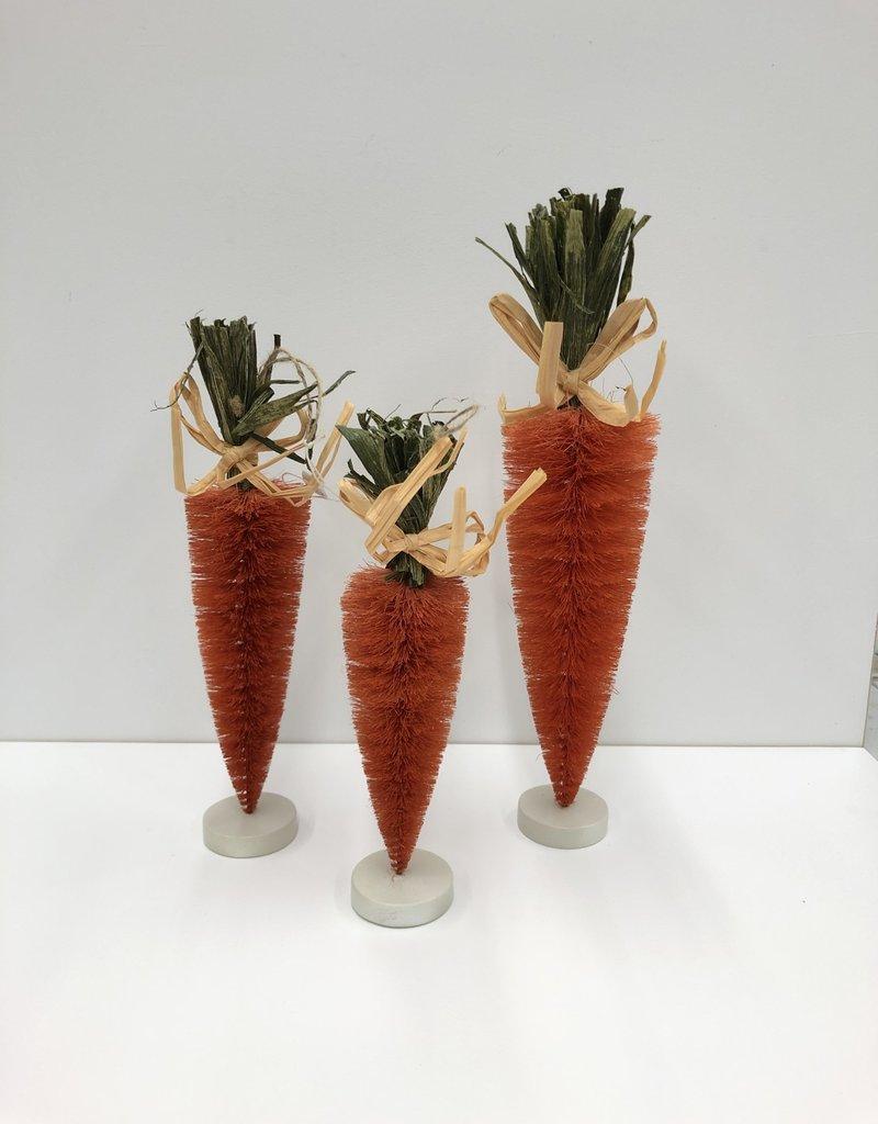 Bottle Brush Carrot