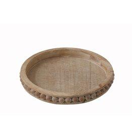 "16"" Round Decorative Tray"