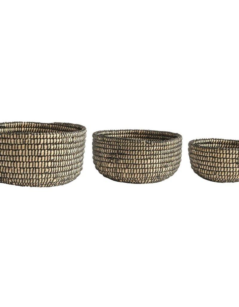 Hand Woven Grass Baskets